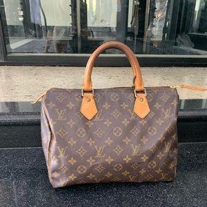 🔅💯 Authentic Louis Vuitton Speedy 30